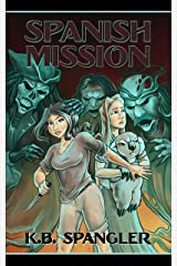 Spanish Mission (Hope Blackwell Book 2) Kindle Edition