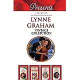 Lynne Graham Vintage Collection - 4 Book Box Set