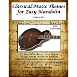 Classical Music Themes for Easy Mandolin Volume One: 1