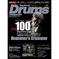 Rhythm & Drums magazine (リズム アンド ドラムマガジン) 2020年 7月号