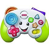 フィッシャープライス バイリンガル・ゲームコントローラー 6カ月~36カ月 赤ちゃん 幼児 子ども 幼児 おもちゃ 知育…