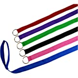 Downtown Pet Supply 6 Foot Slip Lead, Slip Leads, Kennel Leads Bulk Dog Leashes with O Ring for Dog Pet Animal Control Groomi