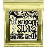 【正規品】 ERNIE BALL 2214 エレキギター弦 (12-62) MAMMOTH SLINKY マンモス・スリンキー