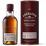 Aberlour 12 Year Old Double Cask Single Malt Scotch Whisky, 700 ml