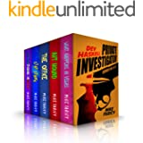 Dev Haskell Box Set 15-19 (Dev Haskell - Private Investigator Book 3)