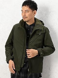 Genuin Garment Deck Parka 3225-186-2234: Olive