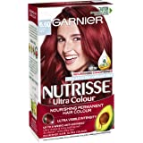 Garnier Nutrisse Permanent Hair Colour 6.60 Fiery Red