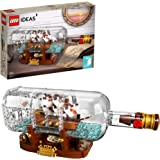 LEGO® Ideas Ship in a Bottle 92177