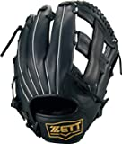 ZETT(ゼット) 軟式野球 ソフトボール 兼用 グラブ (グローブ) ライテックス オールラウンド用 ブラック(190…