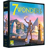 Board Games SV01EN 7 Wonders Black