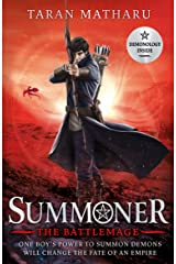Summoner: The Battlemage: Book 3 Kindle Edition