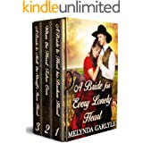 A Bride for Every Lonely Heart: A Historical Western Romance Collection