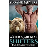 Water and Air Bear Shifters: Two Complete Series