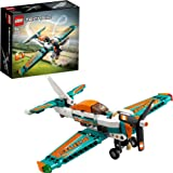 LEGO 42117 Technic Race Plane Toy to Jet Aeroplane 2 in 1 Building Set for Kids 7 Years Old