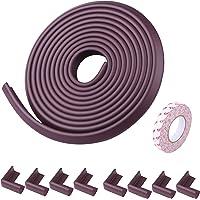 Plaisiureux ベビーガード コーナーガード コーナークッション 6M L型8個 両面テープ セット 【国際検査…