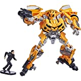 Transformers Studio Series 74 Deluxe Class Transformers: Revenge of The Fallen Bumblebee & Sam Witwicky
