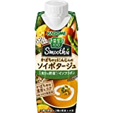 野菜生活100スムージーかぼちゃにんじんソイポタージュ250g ×12本