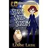 Star of Sage & Scream (The Owl Star Witch Mysteries Book 1)