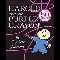 Harold and the Purple Crayon (Purple Crayon Books) (English…