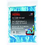 Thermos 36 Cube Reusable Ice Mat, IP5036TRI, silver