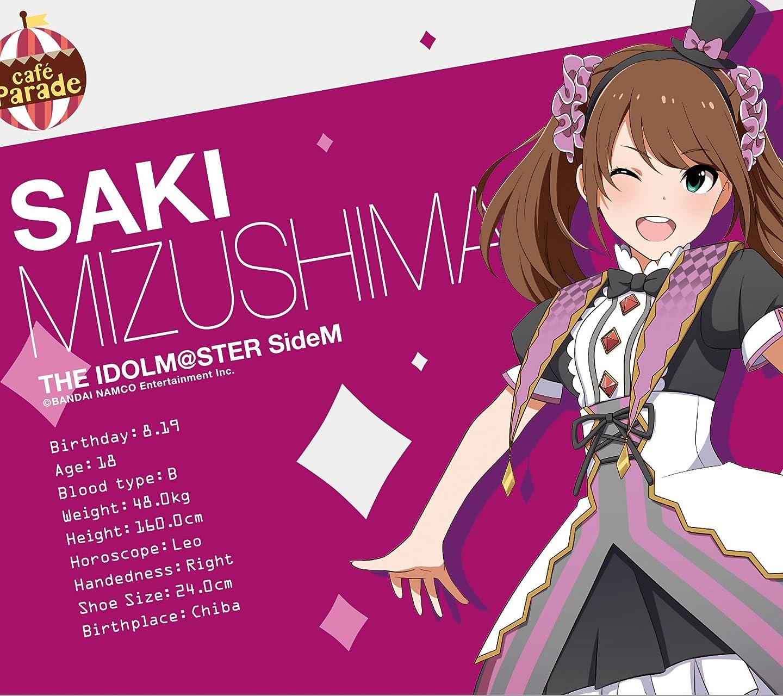 アイドルマスター SideM 水嶋 咲(みずしま さき) HD(1440×1280)スマホ 壁紙・待ち受け