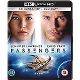 Passengers [4K Ultra HD] [Blu-ray] [2016] [Region Free]