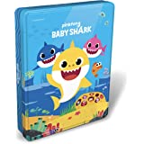 Baby Shark: Tin of Books