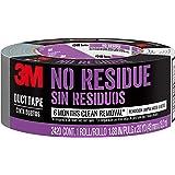 Scotch Tough Duct Tape No Residue 48mm x 18.2m 2420-A