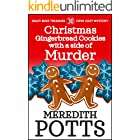 Christmas Gingerbread Cookies with a Side of Murder (Daley Buzz Treasure Cove Cozy Mystery Book 30)
