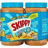 SKIPPY(スキッピー) クリーミー ピーナッツバター 1360g(2個セット) [並行輸入品]