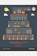 Absolute C++, eBook, Global Edition Kindle Edition