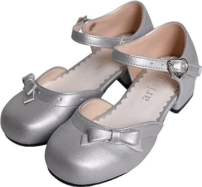 [アリサナ] フォーマルシューズ 女の子 キッズ ドレス シューズ ピアノ 発表会 子供 靴