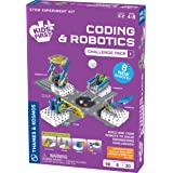 Thames & Kosmos Kids First Coding & Robotics: Challenge Pack 1 Science Experiment Kit for Early Learners | Expansion Pack For