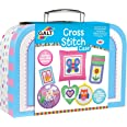 Galt Toys, Cross Stitch Case, Kids' Craft Kits, Ages 7 Years Plus
