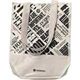 Lululemon 20th Anniversary Small Reusable Tote Carryall Gym Bag (White)