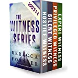The Witness Series, Four Josie Bates Legal Thrillers: Books 1-4