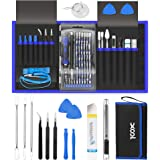(80in1) - 80 in 1 Precision Screwdriver Set with Magnetic Driver Kit, Professional Electronics Repair Tool Kit with Portable