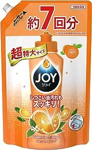 ジョイコンパクト 食器用洗剤 バレンシアオレンジの香り 詰め替え 超特大 1065mL
