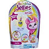 Rainbow Jellies 2-Pack, Make Your Own Squishy Characters Kit (Style May Vary), for Kids Aged 6 and up