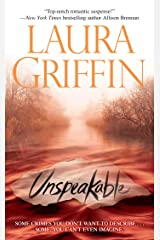 Unspeakable (Tracers Series Book 2) Kindle Edition
