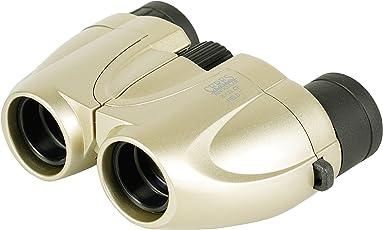 Kenko 双眼鏡 コンサート用 CERES(セレス) 8X21 CF-S ポロプリズム式 8倍 21口径 レンズクロス付属 シャンパンゴールド CR01