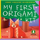 My First Origami Kit Ebook: (Downloadable Material Included)