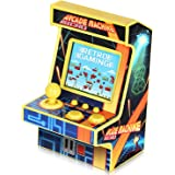 Golden Security Mini Retro Arcade Game Machine for Kids New Version 1.8in Colorful Screen 152 Classic Games Portable Gaming A