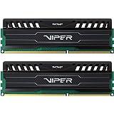 Patriot Memory Viper3 Series DDR3 1866MHz PC3-15000 16GBキット (2 x 8GB) デスクトップ用メモリ CL10 永久保証 PV316G186C0K