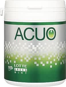 ロッテ ACUO グリーンミント ファミリーボトル 140g