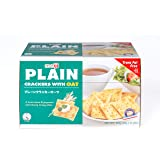 meiji Plain Cracker, Cracker with Oat, 832g