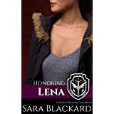 Honoring Lena: A Sweet Romantic Suspense (Stryker Security Force Book 7)