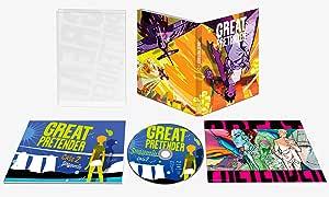 【Amazon.co.jp限定】「GREAT PRETENDER」CASE 2 シンガポール・スカイ(連動購入特典:「CASE 1~CASE 3収納BOX」引換シリアルコード付) [Blu-ray]