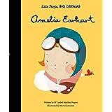 Amelia Earhart (Little People, Big Dreams): 3