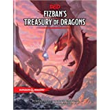 Dungeons and Dragons Fizban's Treasury of Dragons Hardcover Book